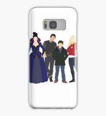 Swanfire Queen Family Samsung Galaxy Case/Skin