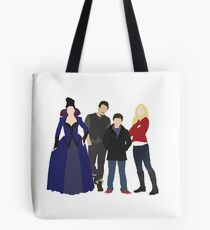 Swanfire Queen Family Tote Bag