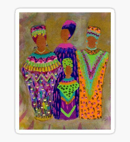 We Women 4 Sticker