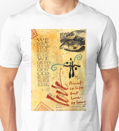Growing Up Gracefully T-Shirt T-Shirt