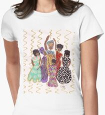 Party Women's Fitted T-Shirt