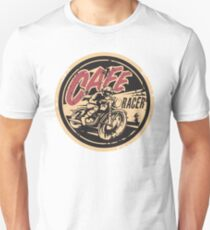 The Official Cafe Racer TV Logo T-Shirt