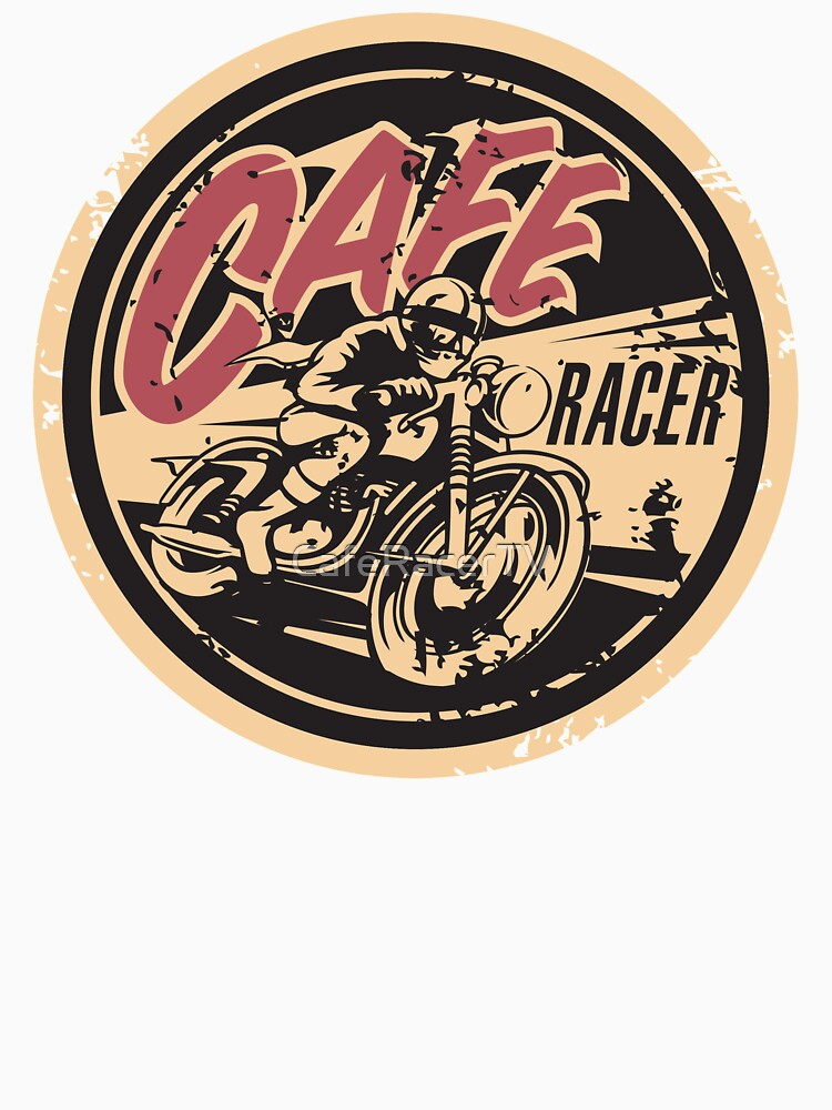 The Official Cafe Racer TV Logo by CafeRacerTV