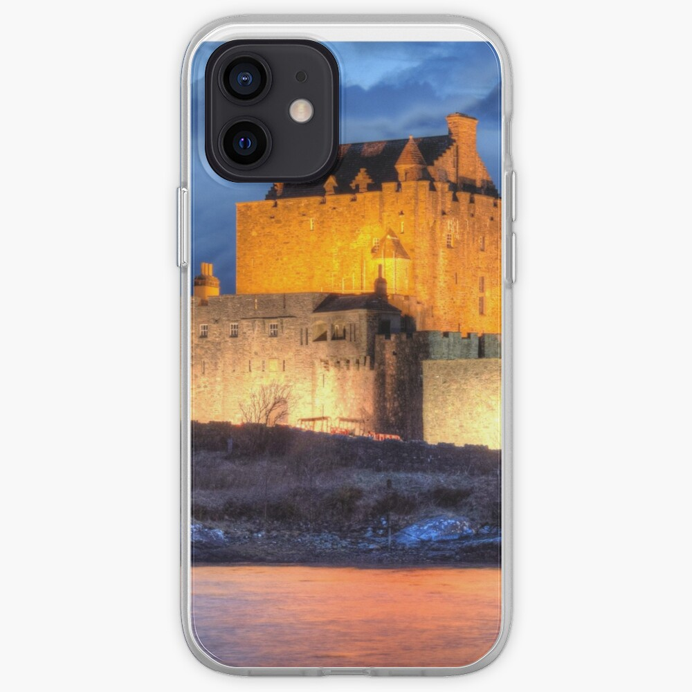 Eilean Donan Castle HDR , January 2016 iPhone Case & Cover