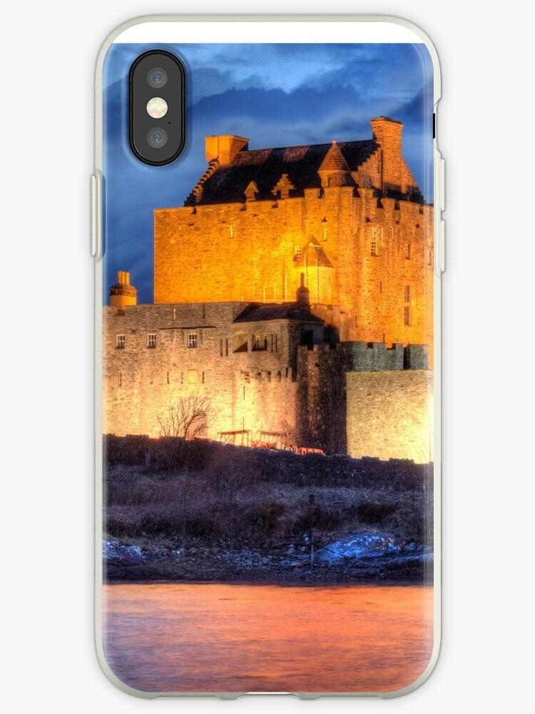 Eilean Donan Castle HDR , January 2016 by David Rankin