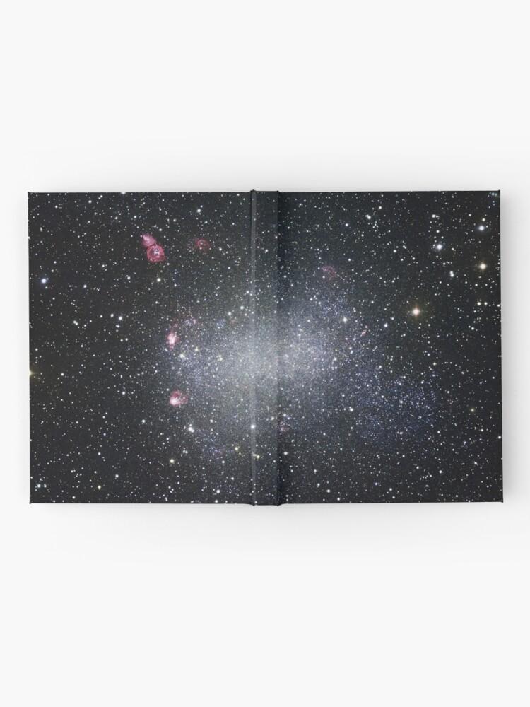 Alternative Ansicht von Galaxis Notizbuch