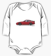 India Red 1986 P 944 951 Turbo (US spec) One Piece - Long Sleeve