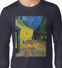 Vincent van Gogh Cafe Terrace at Night T-Shirt