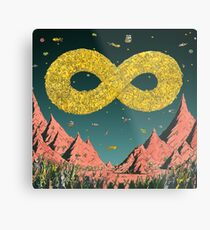 Mothership Dance Gavin Dance Metal Print