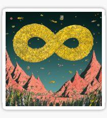 Mothership Dance Gavin Dance Sticker