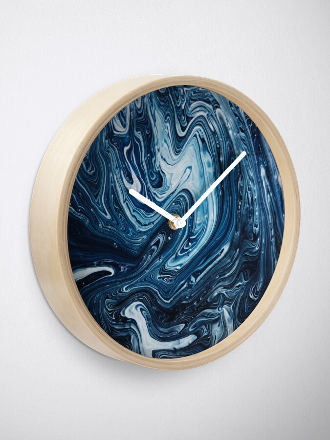Alternate view of Gravity III Clock
