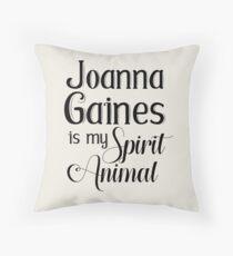 Joanna Gaines ist mein Geisttier Kissen