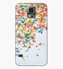 Sprinkles Party I Case/Skin for Samsung Galaxy