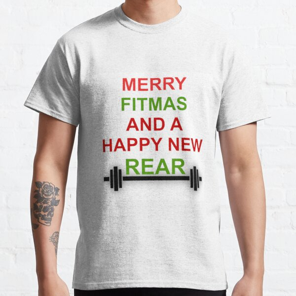 EXERCISE: MERRY FITMAS Classic T-Shirt