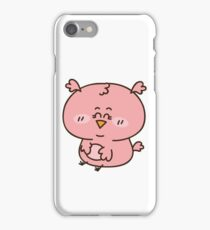 Baby girl owl iPhone Case/Skin