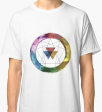Everything Was Sound Silent Planet (Just Artwork) Classic T-Shirt