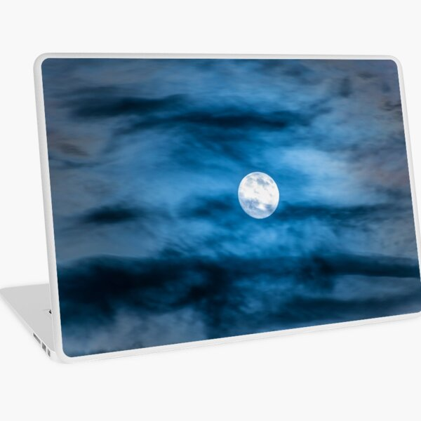 Moon Laptop Skin