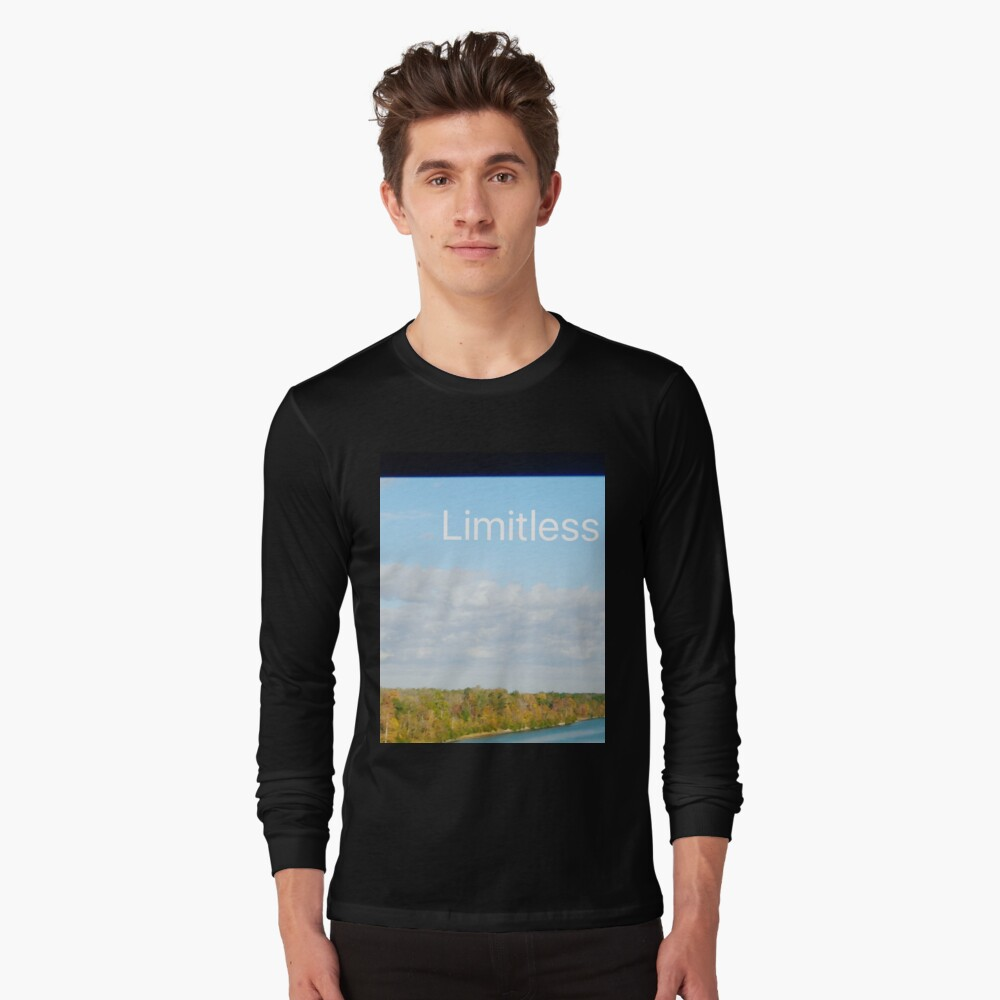 Limitless  Long Sleeve T-Shirt