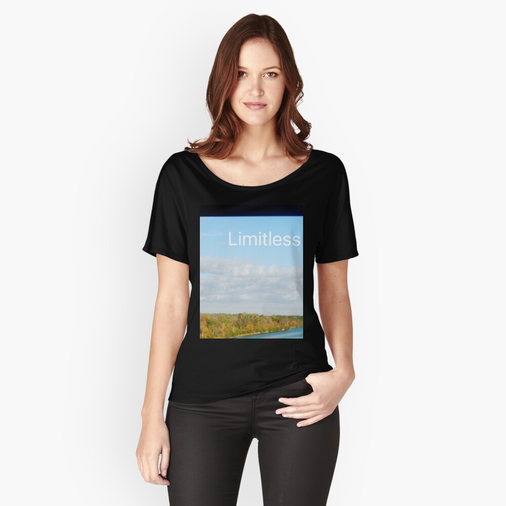 Limitless  Relaxed Fit T-Shirt