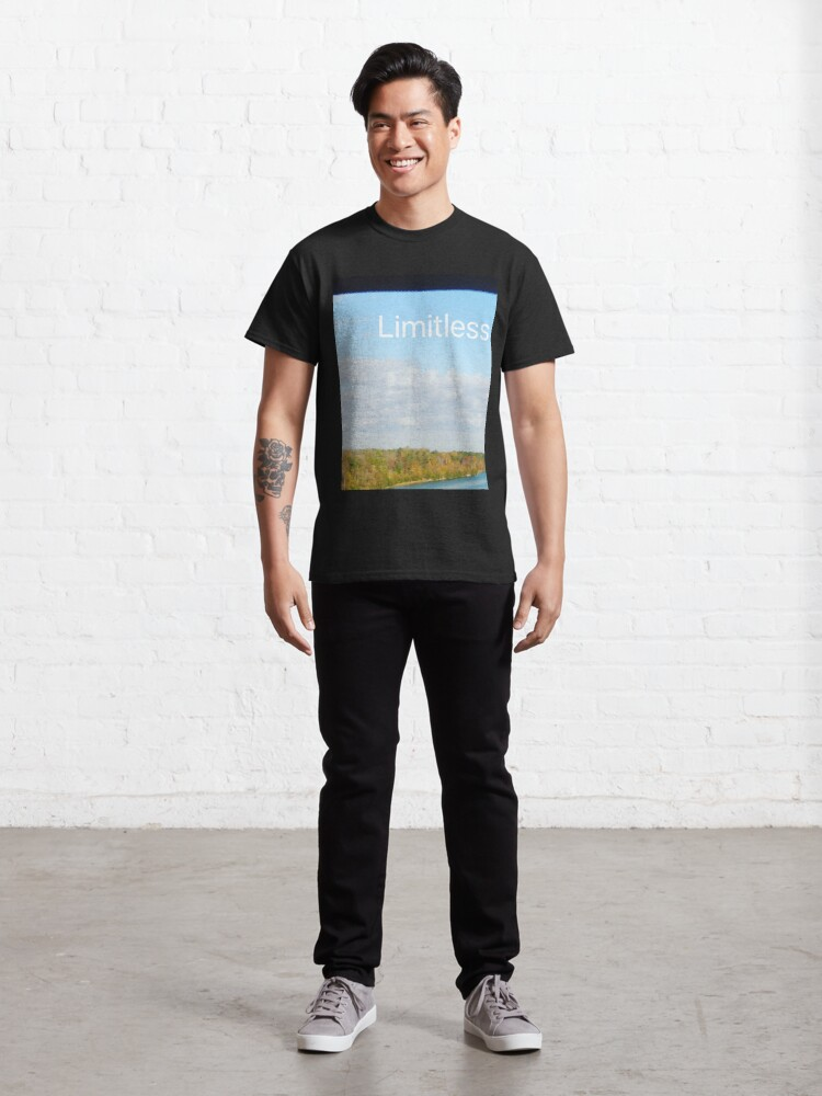 Alternate view of Limitless  Classic T-Shirt