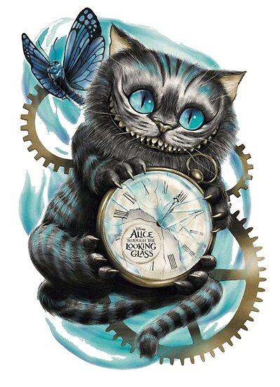 Cheshire Katze