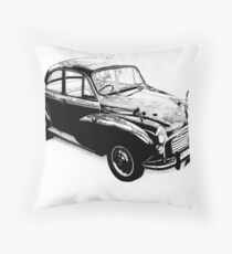 Morris 1000 Saloon Throw Pillow