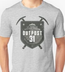 Outpost 31 (aged look) Unisex T-Shirt