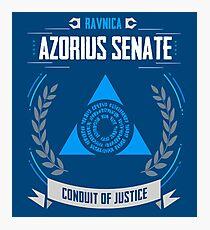 MTG: Azorius Senate  Photographic Print
