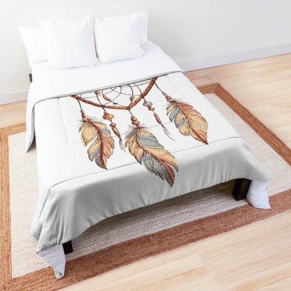 Dreamcatcher Heart Comforter