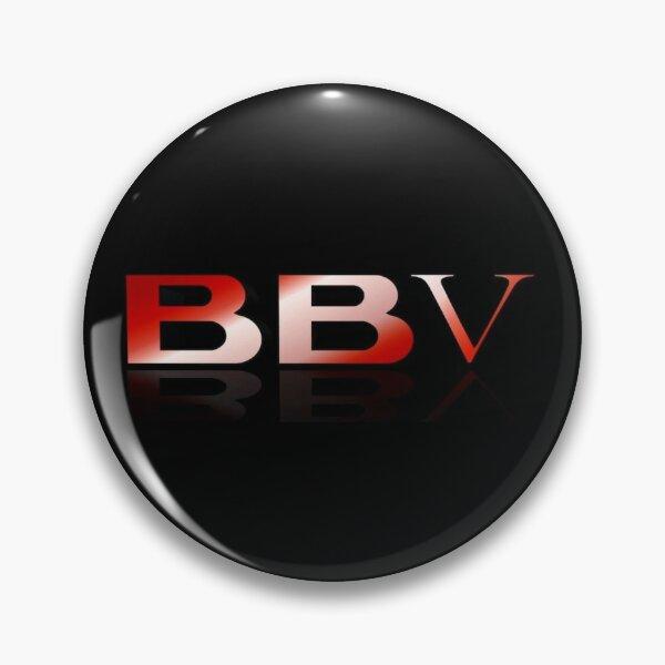 BBV logo design Pin