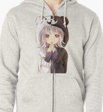 Anime Zipped Hoodie