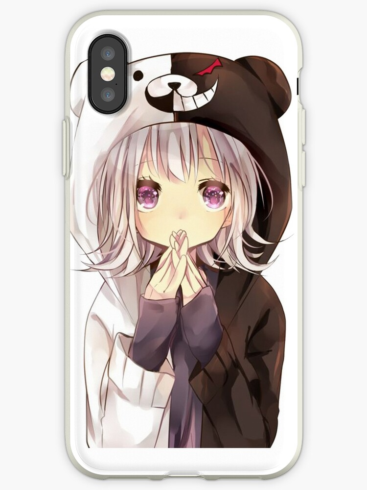 another chance 896c2 ffbeb 'Anime' iPhone Case by N3TWORKK