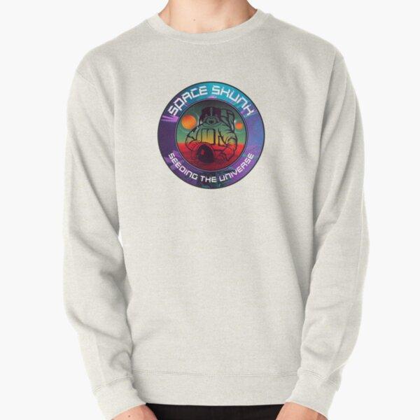 Space Skunk Pullover Sweatshirt