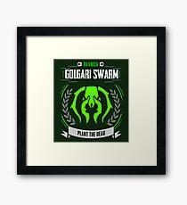 MTG: Golgari Swarm Framed Print