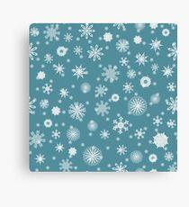 Snow! Canvas Print