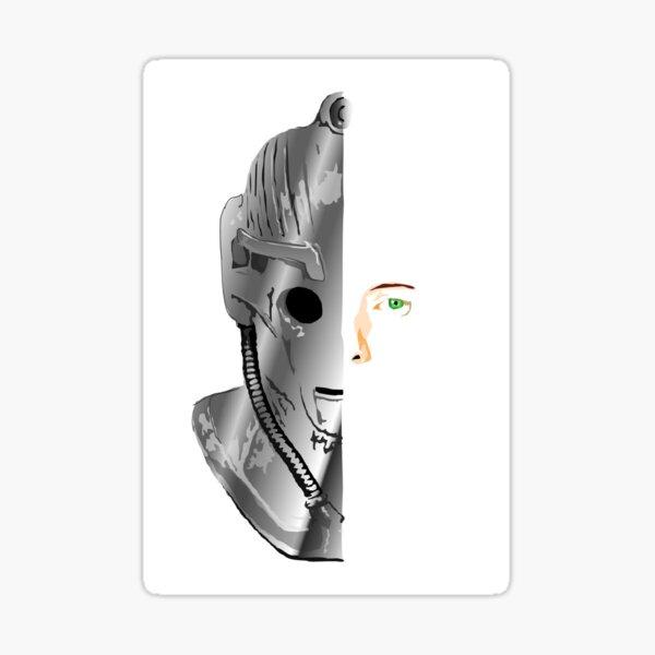 Cyberon BBV 'Face' design Sticker
