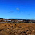 Namafjall geothermal Iceland Panorama by Chris Thaxter