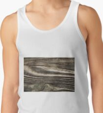 waves of wood Tank Top