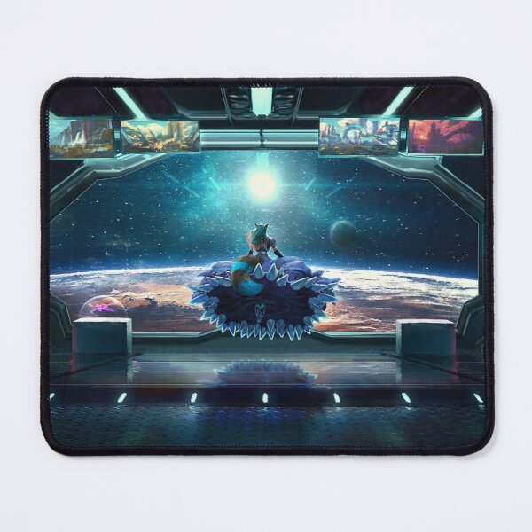 View from the stars Mouse Pad