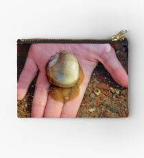 The Northern Moon Snail Studio Pouch
