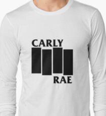 Camiseta de manga larga Bandera negra de Carly Rae