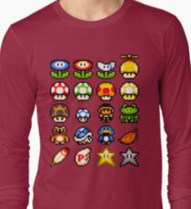 Powerups Long Sleeve T-Shirt