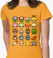 Powerups Women's Fitted T-Shirt