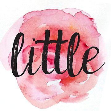 little watercolor calligraphy by theroyalsass