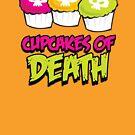 Cupcakes of death by Matt Mawson