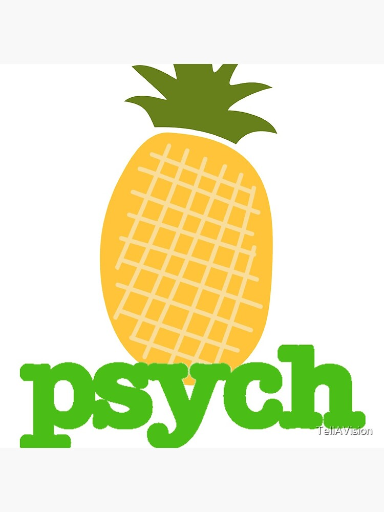 Psych - The Greatest Show on Earth by TellAVision