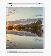 Ps Industry at Sunrise iPad Case/Skin