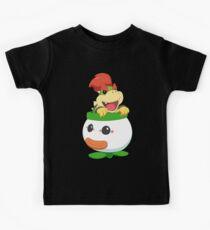 Super Smash Bros. Bowser Jr. Kids Clothes