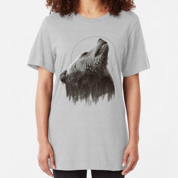 Holy Bear Slim Fit T-Shirt