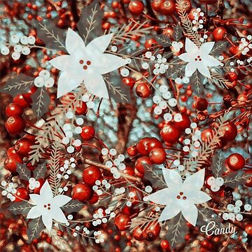 Very Berry Merry  by VMMGLLC